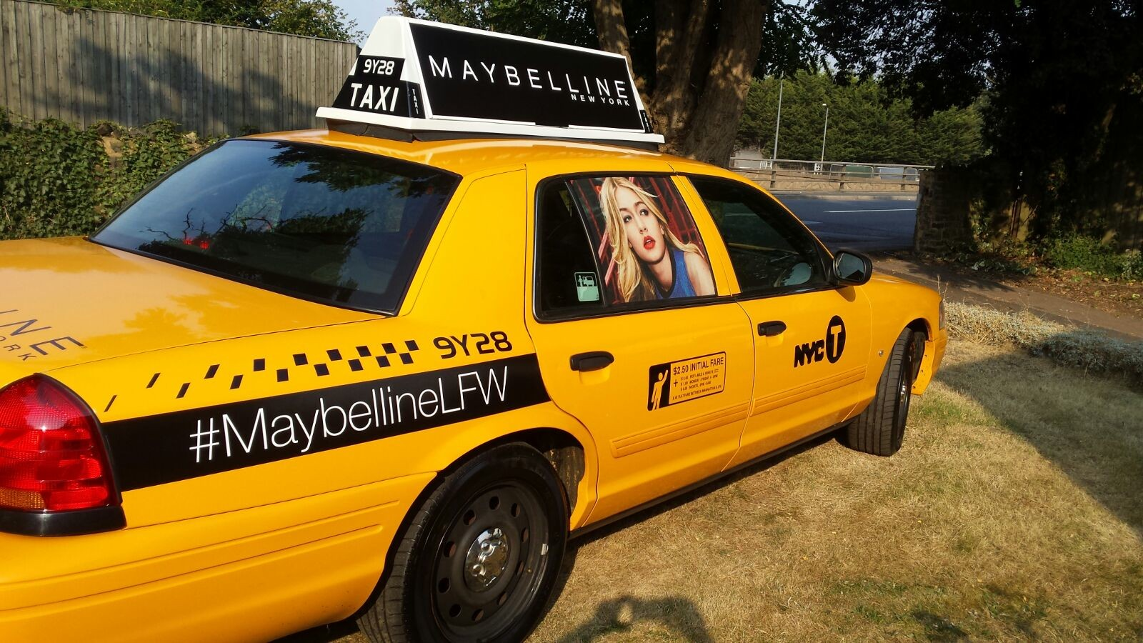Maybelline NYC Cab 6