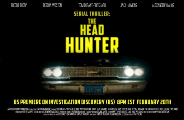 The Head Hunter   Promo Ad For USA